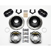 WILWOOD Rear Brake Kit Dynapro Mopar/Dana w/PB P/N - 140-11386-D