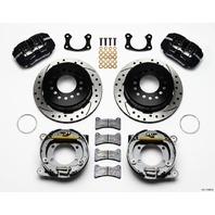 WILWOOD Rear Disc Brake Kit Big Ford Drilled P/N - 140-11389-D