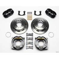 WILWOOD Rear Disc Brake Kit Sml. Ford w/Parking Brake P/N - 140-11403