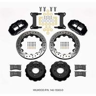 WILWOOD Front Disc Brake Kit C10 Pro Spindle 13.06in P/N - 140-15303-D