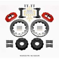 WILWOOD Front Disc Brake Kit C10 Pro Spindle 13.06in P/N - 140-15303-DR