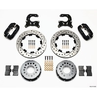 WILWOOD P/S Rear Brake Kit Small Ford 2.66in P/N - 140-2113-BD