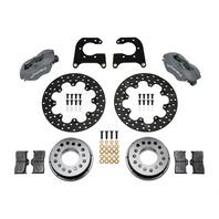 WILWOOD Drag Rear Disc Brake Kit New Big Ford P/N - 140-2119-BD