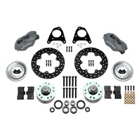 WILWOOD MD Front Drag Kit 87-93 Mustang 84-86 SVO P/N - 140-4503-BD