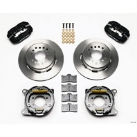 WILWOOD Disc Brake Kit w/PB 8.8 Ford 5 Lug P/N - 140-7146