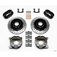WILWOOD P/S Park Brake Kit Small Ford 2.50in P/N - 140-9282-D
