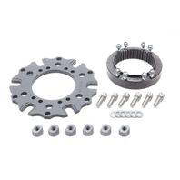 WILWOOD Splined Hub Kit Sprint Axle Clamp 6 x 5.50in P/N - 270-12635