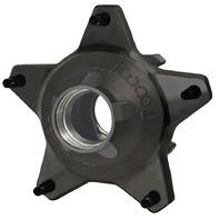 WILWOOD Snap-Cap Front Hub Black P/N - 270-6735BD