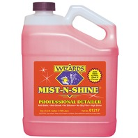 WIZARD PRODUCTS Mist-N-Shine 1 Gallon  P/N - 1217