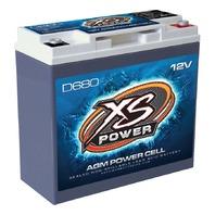 XS POWER BATTERY XS Power AGM Battery 12 Volt 150A CA P/N - D680