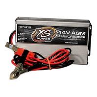 XS POWER BATTERY 14V H/F AGM Intellichrgr 15A P/N - HF1415