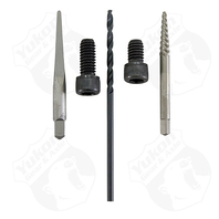 YUKON GEAR AND AXLE Cross Pin Bolt Extractor Kit P/N -YT BE-01