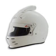 ZAMP Helmet RZ-35 Top Air Large White SA15 P/N - H747001L