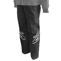 ZAMP Pant Single Layer Black XXX-Large P/N - R01P003XXXL