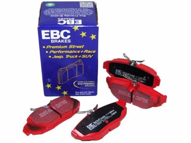 EBC Brakes DP31365C Redstuff Ceramic Low Dust Brake Pad