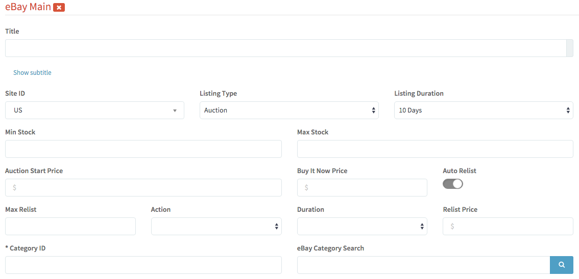 How To: Select your eBay Category | SureDone