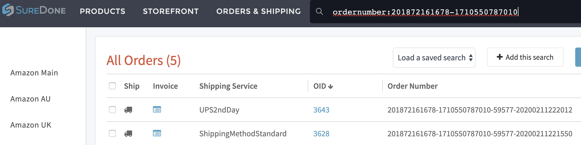 eBay Shipping Services