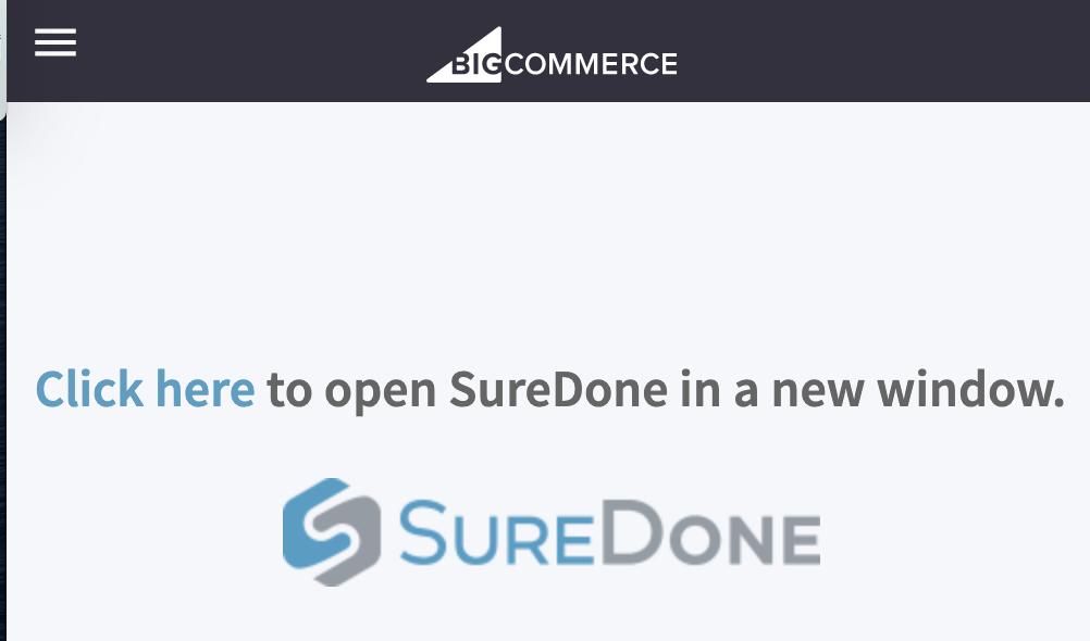 BigCommerce App Store Auth